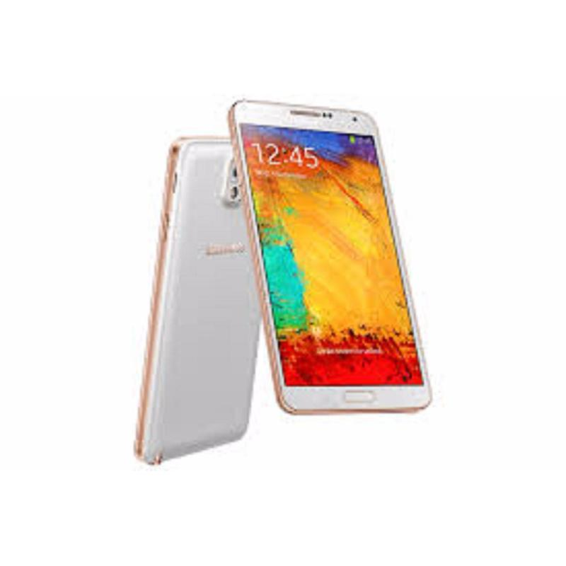 Samsung Galaxy Note 3 2sim -Trăng viền vàng - Hàng Nhập khẩu