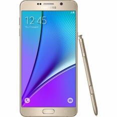 Hình ảnh Samsung Galaxy Note 5 32GB (Vàng) - Hàng nhập khẩu