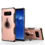 Bán Ốp Lưng Samsung Galaxy Note 8 Mooncase 360 Vong 2 Lớp Ao Giap Lai Chan Đế Kim Loại Cover Như Hinh Quốc Tế Trong Trung Quốc