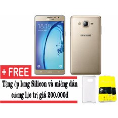 Bán Samsung Galaxy On7 16Gb Vang Hang Nhập Khẩu Tặng Ốp Lưng Va Miếng Dan Cường Lực