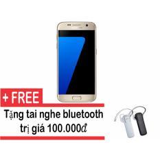Giá Bán Samsung Galaxy S7 32Gb Vang Tặng Tai Nghe Bluetooth Hang Nhập Khẩu Samsung Nguyên