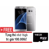 Chiết Khấu Samsung Galaxy S7 Edge 32Gb Bạc Tặng Thẻ Nhớ 16Gb Hang Nhập Khẩu Samsung Hồ Chí Minh