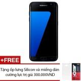 Ôn Tập Samsung Galaxy S7 Edge 32Gb G935 Đen Hang Nhập Khẩu Tặng Ống Lưng Silicon Va Miếng Dan Cường Lực