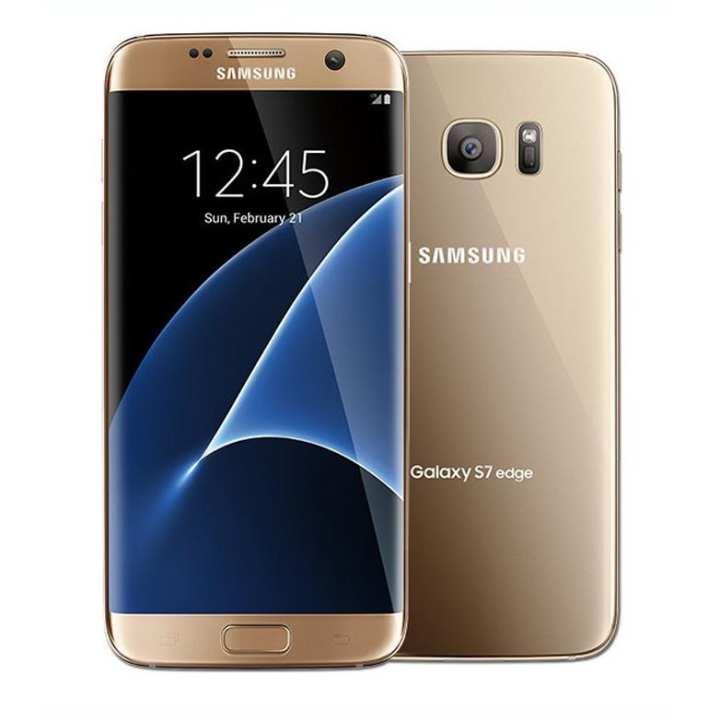 SamSung Galaxy S7 Edge 32GB ( Vàng ) - Hàng Nhập Khẩu