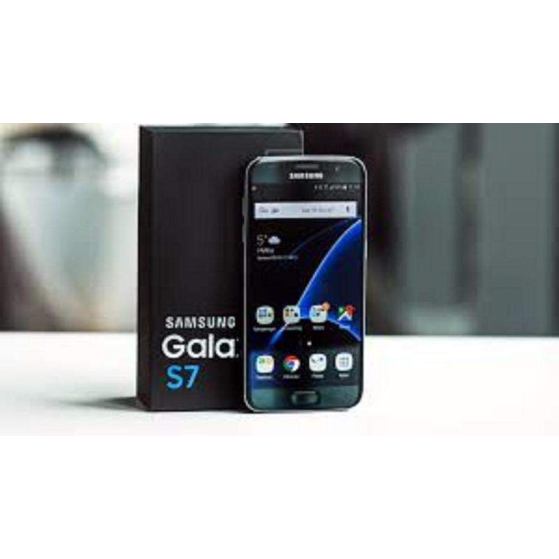Samsung Galaxy S7 - Màu đen - Hàng nhập khẩu