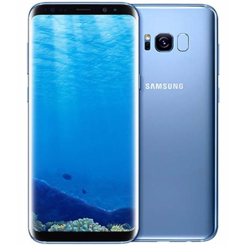 Samsung Galaxy S8 Plus 64g Ram 4gb 6.2inch (Xanh San Hô) - Hàng Nhập Khẩu(Xanh Mặt Hồ 64gb)
