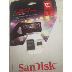 Sandisk Ultra Microsdxc 128Gb Class 10 Chiết Khấu Hồ Chí Minh