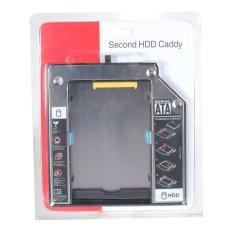 Giá Bán Sata 2Nd Hdd Adapter Caddy Cho Ibm Laptop Lenovo Thinkpad R400 R500 T420 T520 W520 Quốc Tế Mới Rẻ
