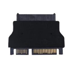 Hình ảnh Bộ Chuyển Đổi Ổ Cứng HDD Adapter SATA 7 + 15Pin Đầu Đực Sang SATA 7 + 9Pin Đầu Cái -Quốc Tế