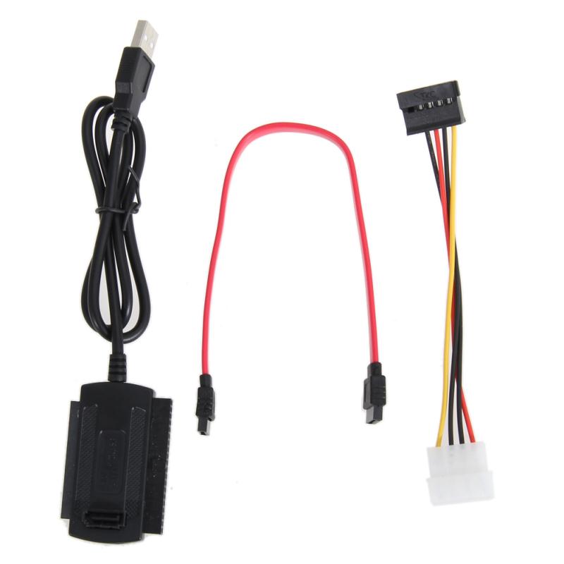 Bảng giá Ổ SATA/PATA/IDE cho Cáp Adapter USB 2.0 dùng cho ổ cứng 2.5/3.5 -Quốc tế Phong Vũ