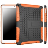 Bán Mua Shockproof Heavy Duty Case For Apple Ipad Air 2 Ipad 6 Black Orange Trung Quốc