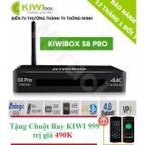 Giá Bán Sieu Phẩm Android Tivi Box Kiwibox S8 Pro Tặng Chuột Bay Kiwi999 Trị Gia 490K Phan Phối Bởi Miracles Company
