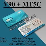 Mua Sieu Sim 4G Viettel Goi V90 Mt5C Co 150Gb Thang Trực Tuyến Rẻ