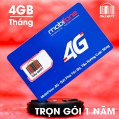 Sim 4G Mobifone Mdt250A Trọn Goi 1 Năm Giống F500 4Gb Thang Mobifone Rẻ Trong Hồ Chí Minh
