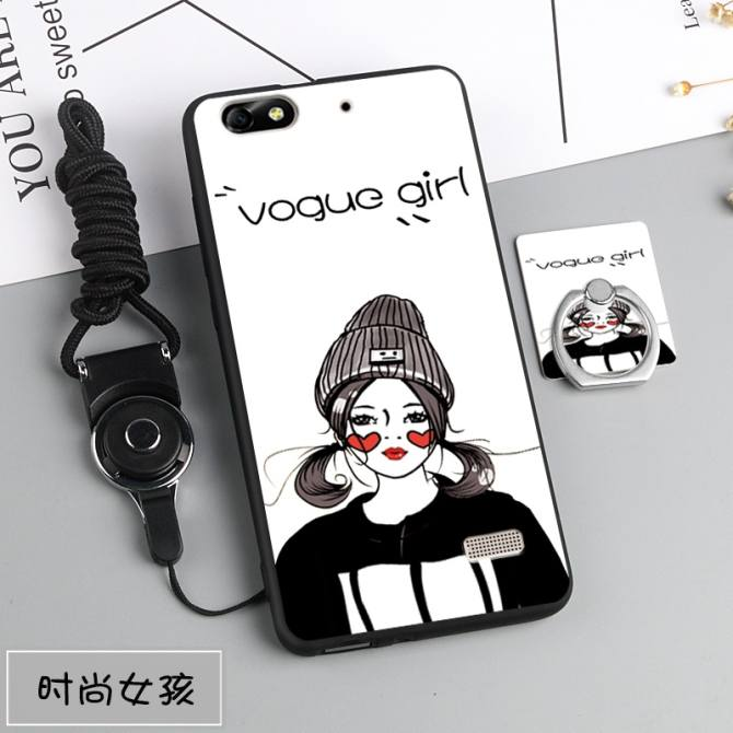 Intl Source · Silica Gel Soft Phone Case for Huawei Honor 4C with .