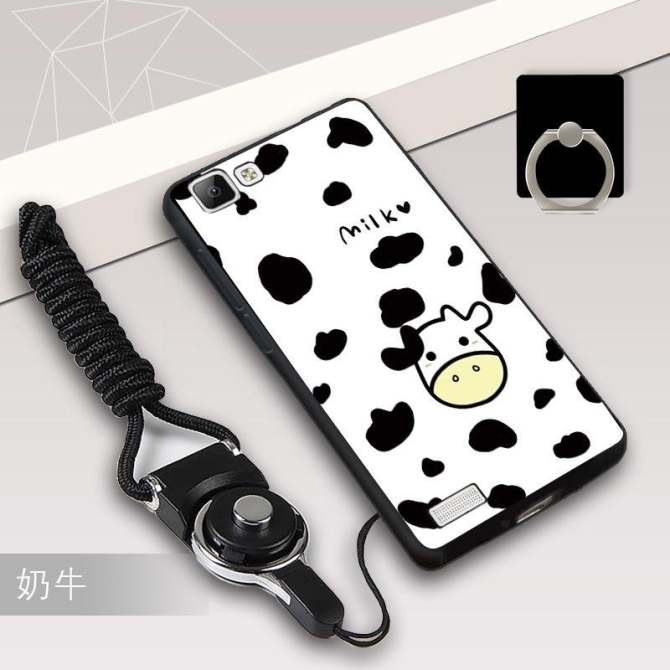 Tpu Soft Phone Case For Vivo Xplay3s With Ring Multicolor Intl Source · H nh nh Silica Gel M m M i p L ng i n tho i VIVO Y35