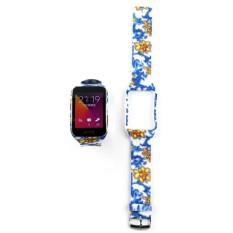Hình ảnh Dây Đeo Đồng Hồ Silicone Dây Đeo Thay Thế cho Samsung Galaxy Gear S R750 Thông Minh-quốc tế