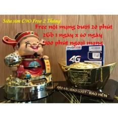 Bán Mua Sim 10 Số 4G C90 Mobifone Tốc Độ Cao Gọi Miễn Phi Dưới 20P 2Gb 1 Ngay Đa Nạp Tiền 2 Thang Chuẩn Mobifone Mới Hồ Chí Minh
