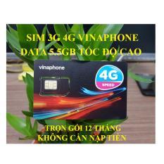 Chiết Khấu Sim 3G 4G Vinaphone 5 5Gb 1 Thang Trọn Goi 1 Năm Khong Nạp Tiền Có Thương Hiệu