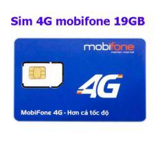 Bán Sim 4G Mobifone 19Gb Việt Nam