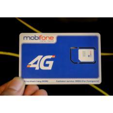 Bán Sim 3G 4G Mobifone 60Gb Thang Nghe Gọi Miễn Phi 90K Thang Rẻ Nhất