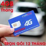 Ôn Tập Tốt Nhất Sim 4G Mobifone Mdt250A Giống F500 Trọn Goi 1 Năm 4Gb Thang