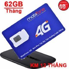 Sim 4G Mobifone Tặng 62G Thang Tốc Độ Cao Mdt 120A Mobifone Chiết Khấu 30