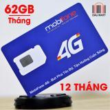 Giá Bán Sim 4G Mobiphone 62Gb Mobifone Tốt Nhất