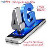 Giá Bán Sim 4G Mobiphone F500 Trực Tuyến