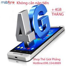 Giá Bán Sim 4G Mobiphone F500 Mới Nhất