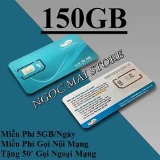 Sim 4G Viettel 150Gb, Gọi Miễn Phí Nội Mạng