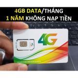 Ôn Tập Sim 4G Viettel D500 Trọn Goi 1 Năm Sử Dụng 4Gb Thang