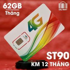 Hình ảnh SIM 4G Viettel SIÊU TỐC ST90 Tặng 62GB/Tháng