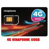 Bán Sim 4G Vina 60Gb Gọi Nội Mạng Miễn Phi Phi Duy Tri 100K Vinaphone Nguyên