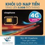 Mua Sim 4G Vinaphone Trọn Goi 1 Năm Khong Cần Nạp Tiền Vinaphone