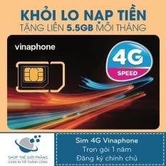 Bán Sim 4G Vinaphone Trọn Goi 1 Năm Khong Cần Nạp Tiền Hà Nội Rẻ