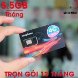 Giá Bán Sim 4G Vinaphone Vina12T Trọn Goi 12 Thang Với 5 5Gb Thang Vinaphone Nguyên