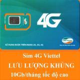 Giá Bán Sim Dcom 4G Viettel Tổng 120Gb Data Dung Lượng Trực Tuyến