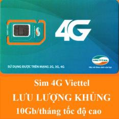Sim Dcom 4G Viettel Tổng 120Gb Data Dung Lượng Chiết Khấu Hồ Chí Minh