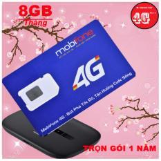 Mua Sim Mobifone 4G Trọn Goi 12 Thang F500 8Gb Thang Đầu 5Gb Cac Thang Tiếp Theo Mobifone Nguyên