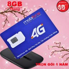 Bán Sim Mobifone 4G Trọn Goi 12 Thang F500 8Gb Thang Đầu 5Gb Cac Thang Tiếp Theo Có Thương Hiệu