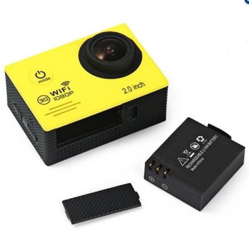 Sj7000 Phong Cách 1080 P Full Hd 12Mp Sj4000 Camera Hành Động Wifi Cho Go Pro Hero 4 Camera Thể Thao 1080 P Hd Kamera Sj 4000 Mini Dv-Quốc Tế