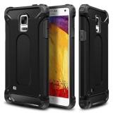Ôn Tập Om Vừa Vặn Chắc Chắn Lai 2 Lớp Vỏ Cứng Vỏ Giap Bảo Vệ Ốp Lưng Chống Sốc Danh Cho Samsung Galaxy Note 4 Quốc Tế
