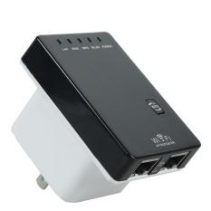 Hình ảnh Nhỏ Mini Wifi Không Dây N Khuếch đại Mạng 300 m Signa22l Tăng Áp Khuếch Đại-quốc tế