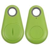 Dreamall Thông minh Chìa Bluetooth Thú Cưng Vị Trí Gps Tracker Xanh Lá-quốc tế