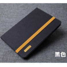 Smart Case Slim Stand Leather Cover For Apple Ipad Mini 4 Black Black Intl My Colors Chiết Khấu 40