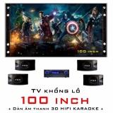 Mã Khuyến Mại Smart Tv Projector 100Inch Home Cine Pro100X Rạp Chiếu Phim Tại Nha Vietnam