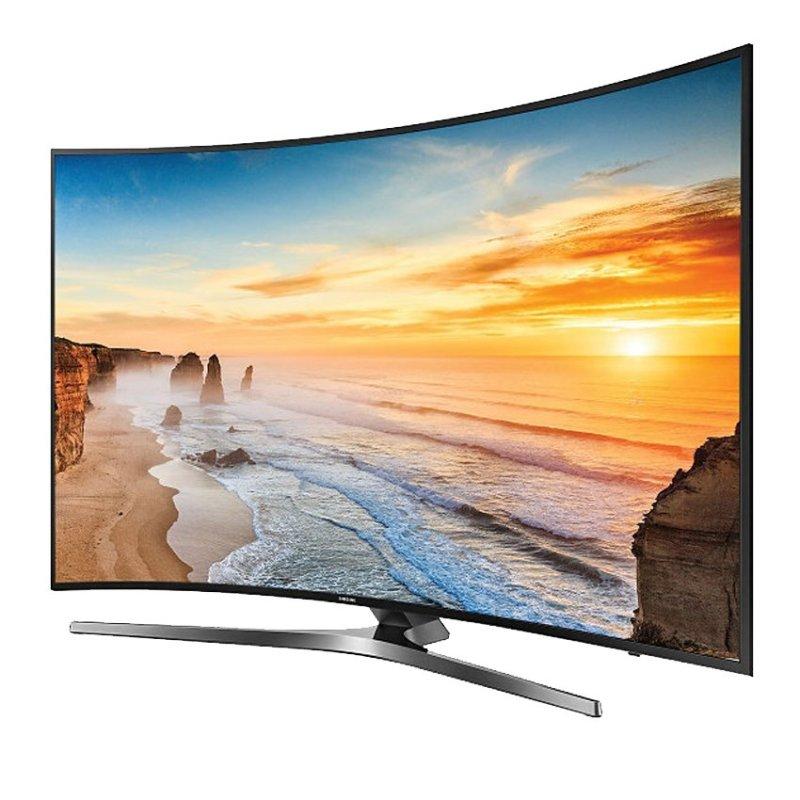 Bảng giá Smart Tivi Curve LED Samsung 43inch UHD - Model UA43KU6500KXXV (Đen)