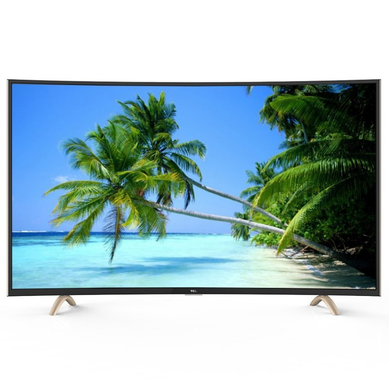 Bảng giá Smart Tivi màn hình cong TCL 48 inch Full HD - Model L48P1-CF (Đen)