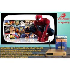 Bán Smart Tv Box Vinabox X2 Vinabox
